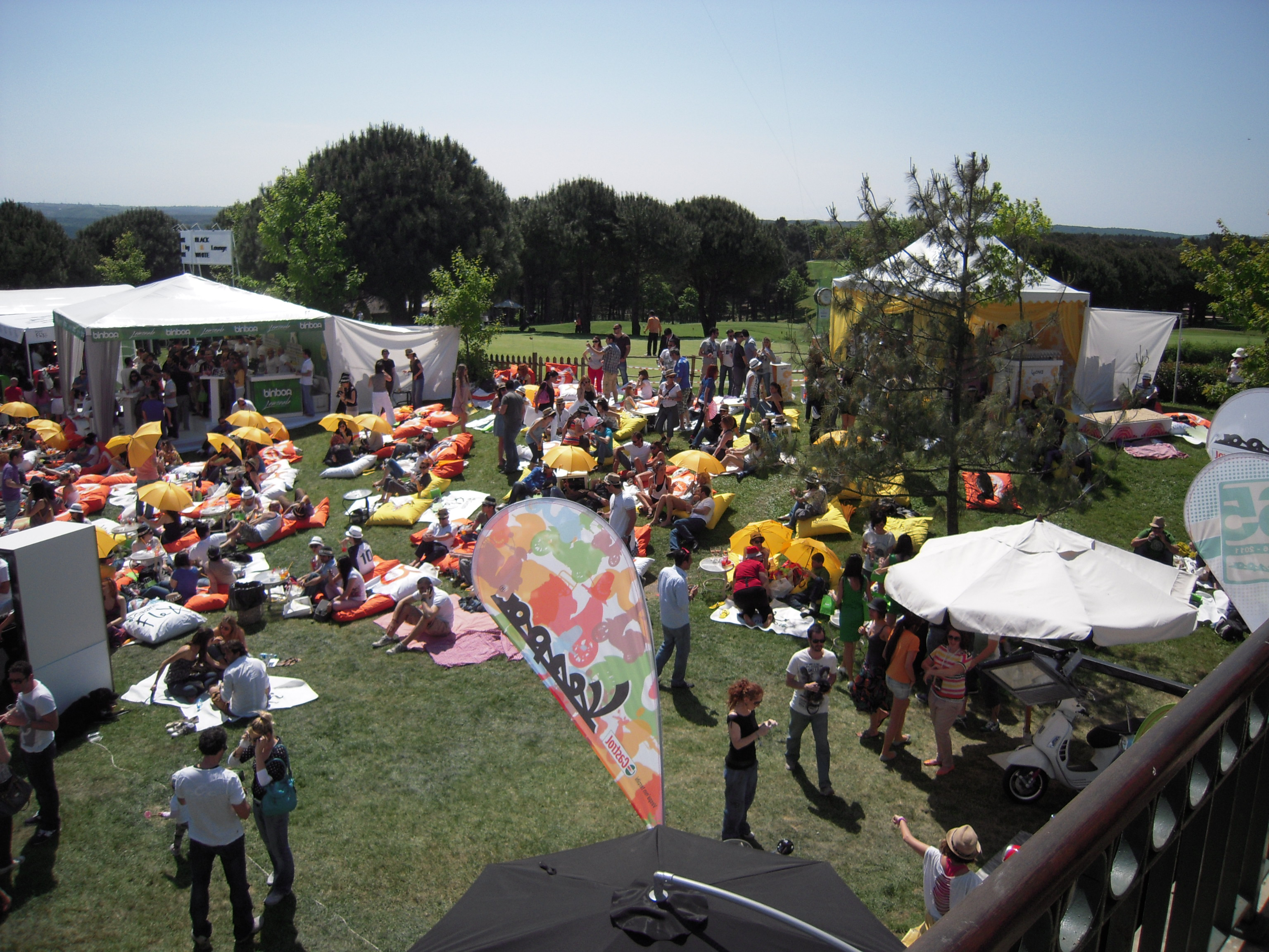 Chill Out Festival İstanbul 2011 Kika S World