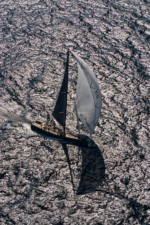 France Saint - Tropez October 2013, Wally Class racing at the Voiles de Saint - Tropez