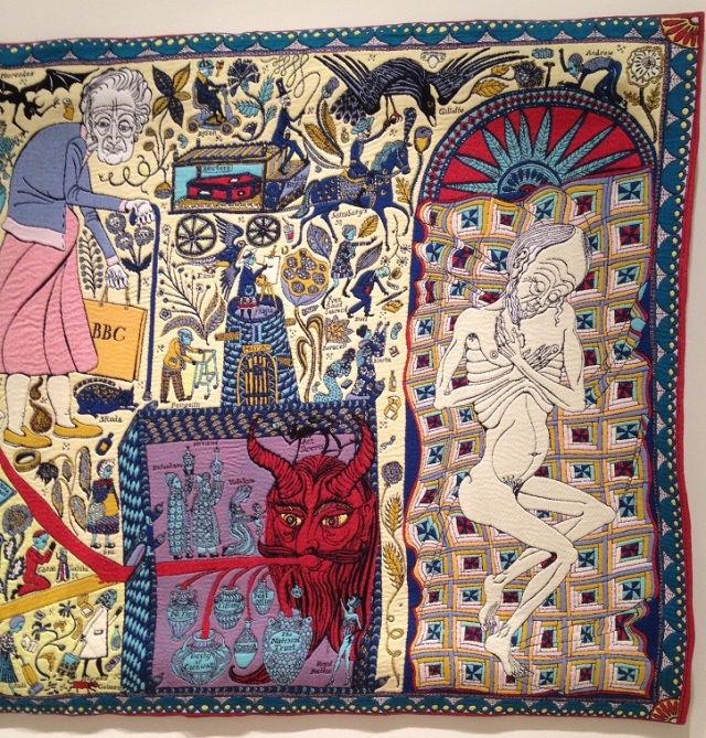 Walthamstow.Tapestry.Grayson.Perry (1)