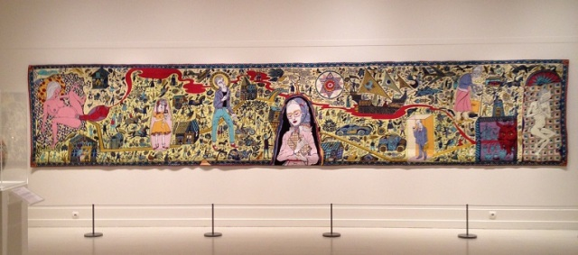 Walthamstow.Tapestry.Grayson.Perry (3)