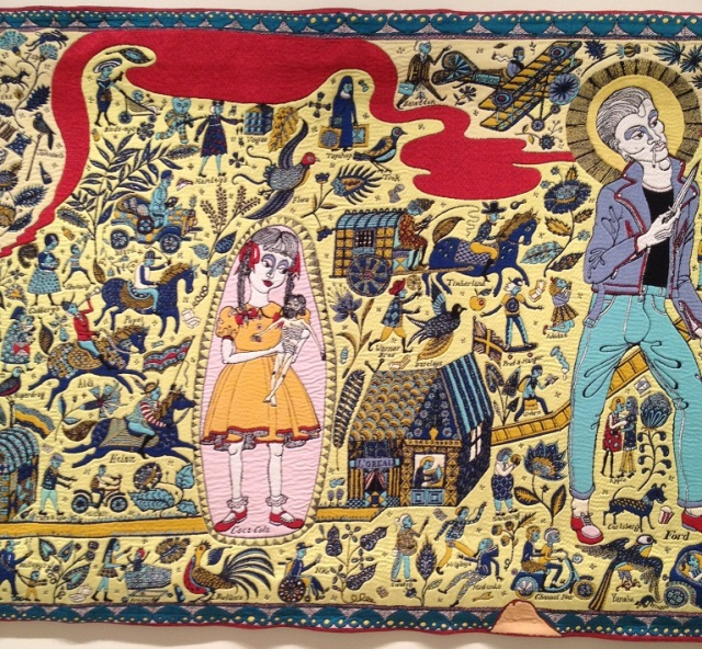 Walthamstow.Tapestry.Grayson.Perry (5)