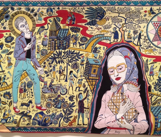 Walthamstow.Tapestry.Grayson.Perry (6)