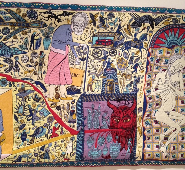 Walthamstow.Tapestry.Grayson.Perry (8)