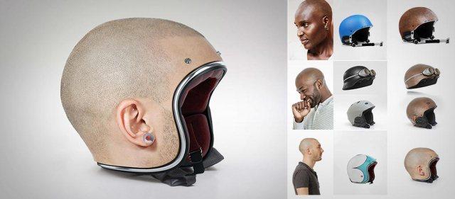 HUMAN-HEAD-HELMETS