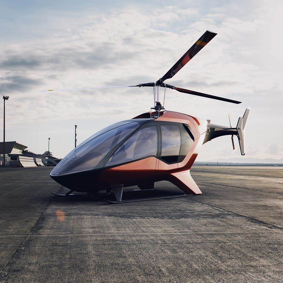 peugeot helicopter
